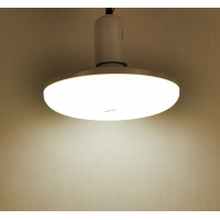 10W飞碟灯 LED蘑菇灯 圆形客厅灯 E27替换吸顶灯