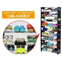 庆诺牌侧板组装鞋架(2-10层)