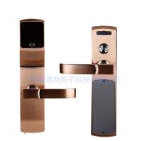 德克智能锁DK-S8三合一人脸识别锁密码电子门锁家用