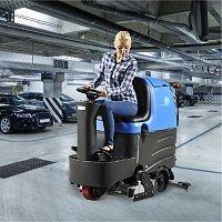 容恩R-QQR电动驾驶式洗扫一体机