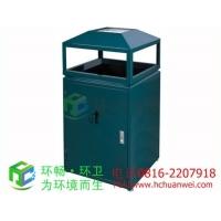 绵阳厂家直供钢制垃圾桶 酒店垃圾桶 学校垃圾桶