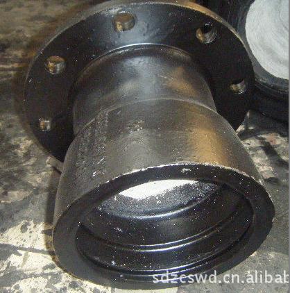 供应高质量球墨铸铁管件 --承盘短管