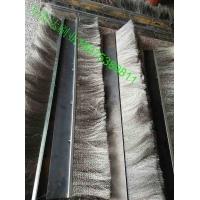 烧结环冷机密封钢刷|环冷机密封钢刷|环冷机密封装置钢刷