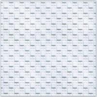 南京吊顶-天花-永发硅钙板-马赛克田字板
