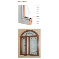 南京铝包木门窗-南京贝若门窗