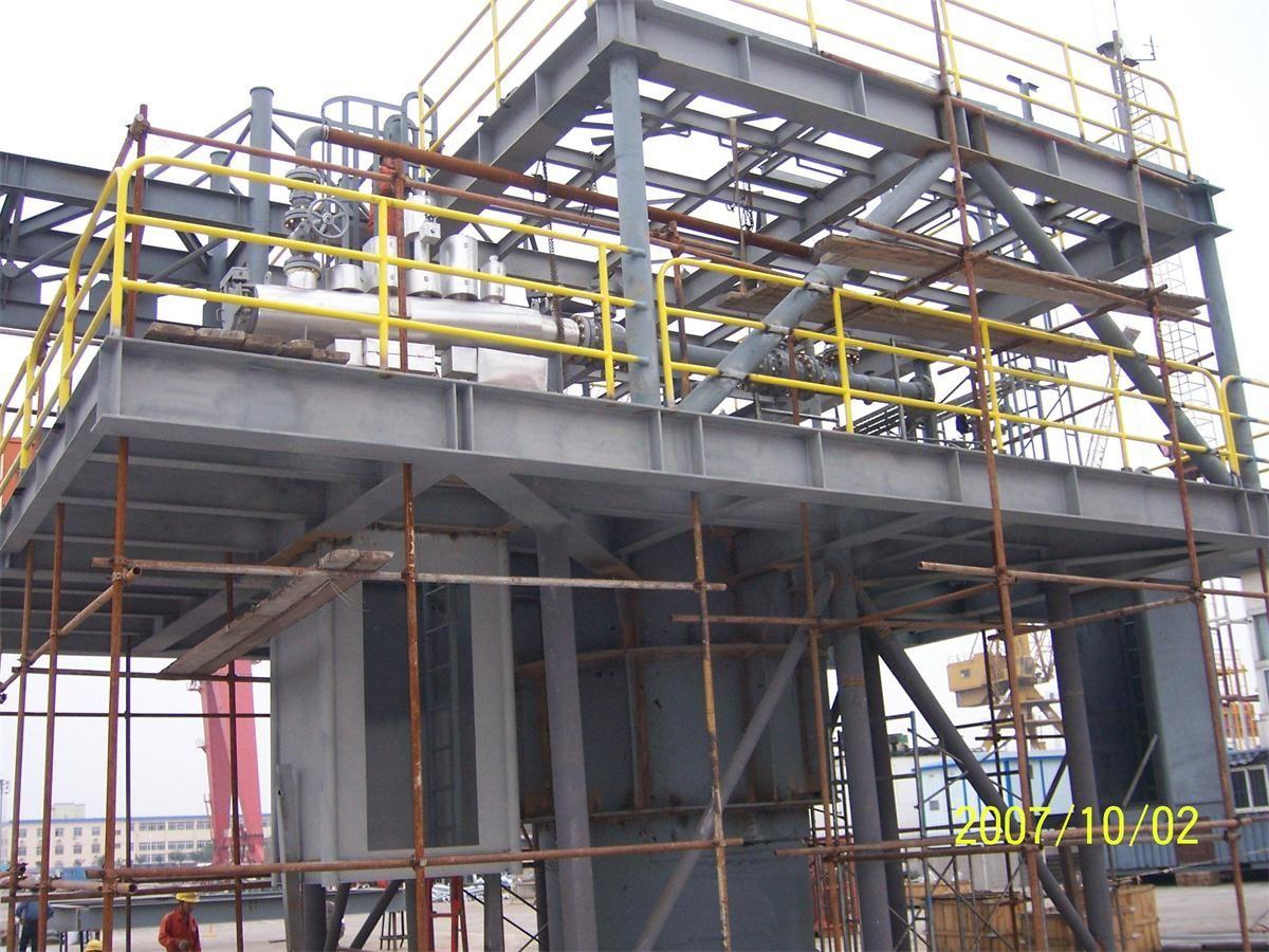 天维钢构 加工各种规格的钢结构