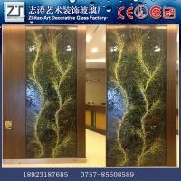 佛山-供应热熔玻璃,适用于 屏风背景