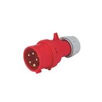 供应工业用插头IP44 5极
