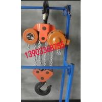環鏈電動葫蘆專門用于焊罐電動葫蘆