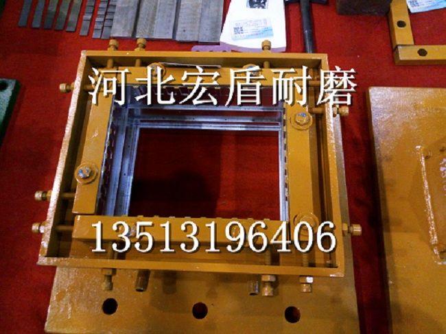 耐磨砖机机口标砖机口机口耐磨板合金口条砖机口衬板厂家直销