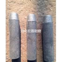 厂家宏盾制造定做 双金属复合高铬打壳锤头