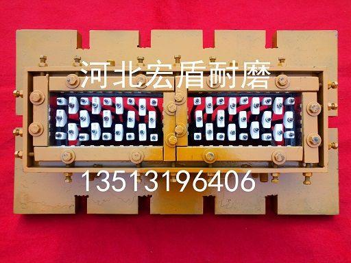 砖瓦砖机配件 合金耐磨砖机口 砖机出砖口 合金口条 芯架等厂