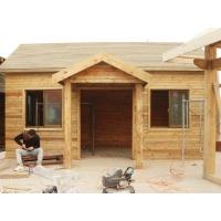 大连原生态木屋 大连豪华木屋建造 大连木屋经典享受