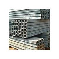 天津镀锌槽钢厂家哪里找,镀锌槽钢价格最低