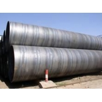 丹江口螺旋钢管 螺旋焊管现货 供应薄壁螺旋焊管