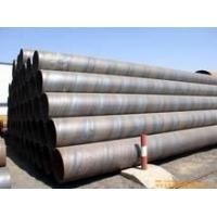 天津厚壁螺旋钢管 Q345B大口径螺旋管
