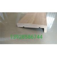 斯柏林商家供应,8分橡胶木门套线 实木贴木皮门套线