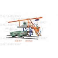 JZCQ-90(120)型石膏空心墙板组合成型机(国家专利)