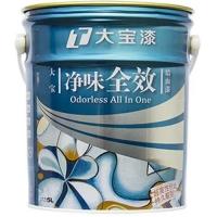 大宝漆 水性内墙系列-净味全效墙面漆