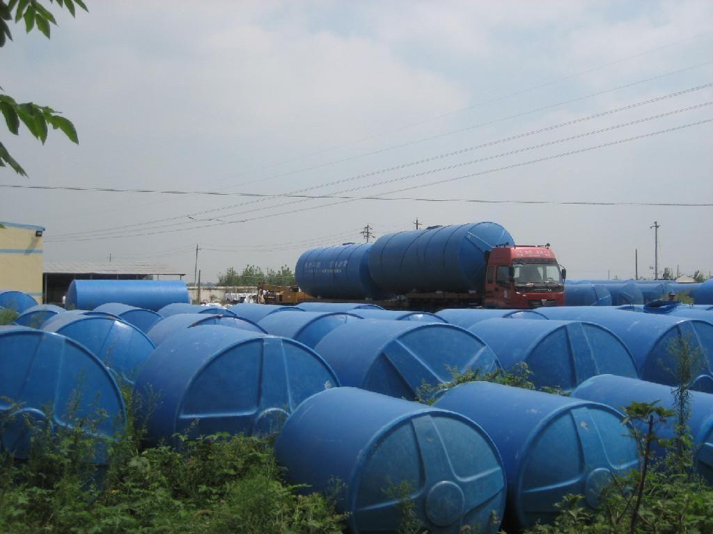 湛江玻璃钢化粪池 环保化粪池