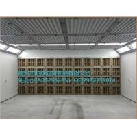 喷漆房油漆过滤纸箱 纸箱式油漆吸附器  山东厂家
