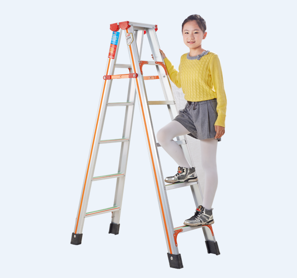 步步稳新型防滑梯家用梯工程梯升降梯专利产品