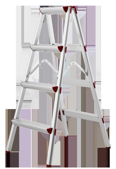 步步稳家用人字梯子多功能折叠梯子升降梯家用梯