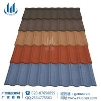 镀铝锌金属瓦排瓦 屋面彩钢瓦单层仿古金属瓦