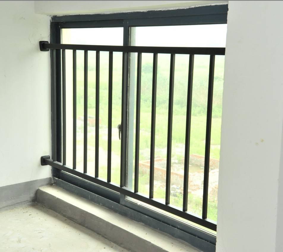 铝合金阳台护栏 真意护栏
