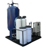 自动软化加药真空排气定压机组一体机