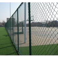 供甘肃勾花护栏网和兰州体育场防护网