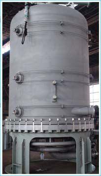 压力容器、多晶硅还原炉、磁力驱动反应釜等特种化工设备