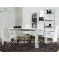 glas-steel伸缩餐台、多功能餐桌、拉伸餐台椅
