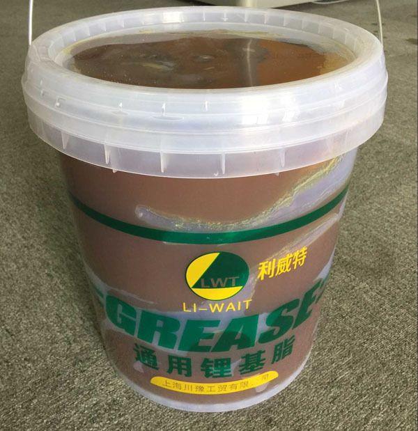 通用锂基脂 15KG3号  黄油  工业润滑脂