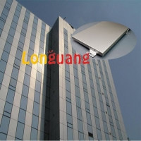 江苏2.5mm厚铝单板幕墙介绍