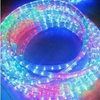 LED圆三线彩虹管
