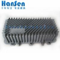 汽车配件压铸模具 工业精密制造 发动机散热片铸造模具