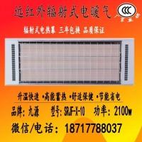 宁夏挂壁式电热板辐射式电热器 高温瑜珈加热设备SRJF-X