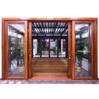 西安铝木复合门窗—斯博门窗