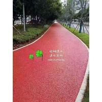 彩色透水混凝土路面增强剂