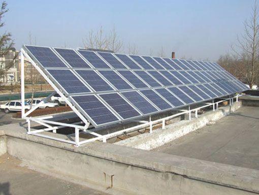 大型太阳能光伏并网发电工程