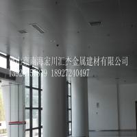 宏川汇杰铝双曲板南京铝雕花板铝包柱