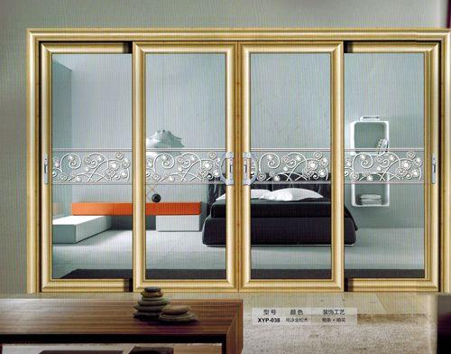 济南玻璃门
