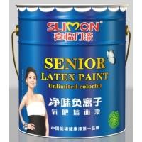 中国原生态健康漆第一品牌 喜临门硅藻泥负离子氧吧墙面漆