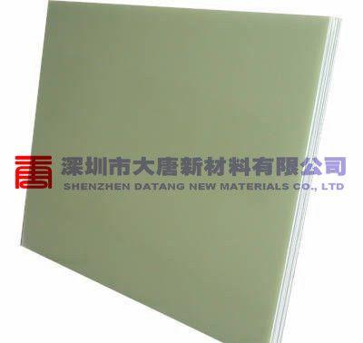 进口FR-4环氧板-昆山FR-4水绿色玻纤板