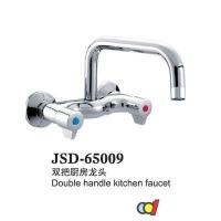 成都-金仕顿卫浴-双把厨房龙头-JSD-65009