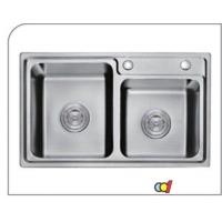 成都-金仕顿卫浴-不锈钢水槽-JSD-81003