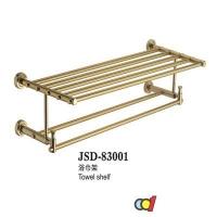 成都-金仕顿卫浴-浴巾架-JSD-83001