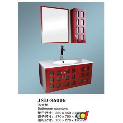 成都-金仕顿卫浴-浴室柜-JSD-86006