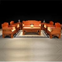 杜邦红木家具十全十美沙发K617